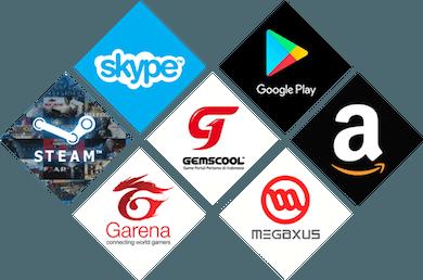 Codashop Products